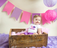 Amber's 6 Month Session