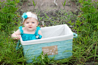 Lillie's 9 Month Session